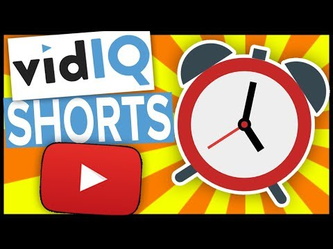YouTube's Most Important Algorithm - What is Watch Time. vidIQ Explains in 60 Seconds