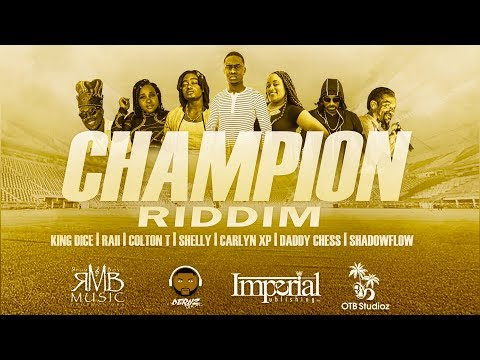 Raii - Cya Hold Me Back [Champion Riddim] (Official Audio) � Bouyon""