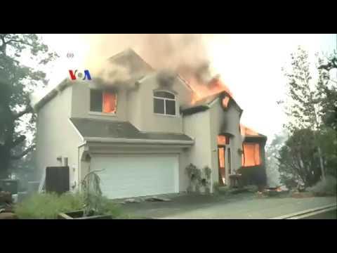 Puluhan Tewas dalam Kebakaran Hutan di California - Liputan Berita VOA Mp3