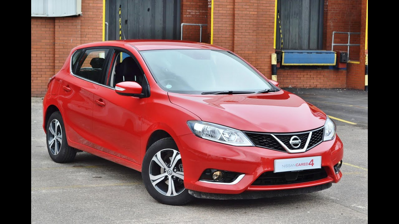 wessex garages demo nissan pulsar acenta at pennywell road bristol youtube. Black Bedroom Furniture Sets. Home Design Ideas
