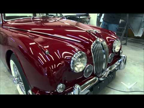 1962 Jaguar Mark 2 | Chasing Classic Cars