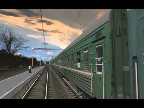 Trainz Simulator 12 Gameplay - Mosti, Day Passenger |