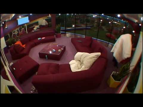 Big Brother 10 - Marcus Ninja Wank