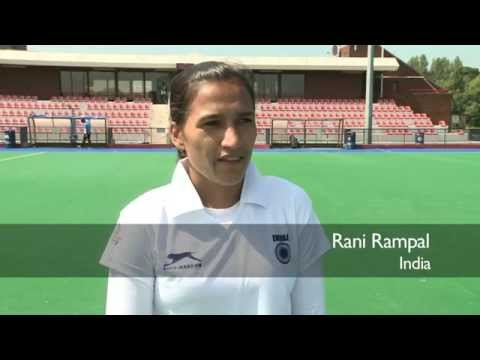 Indian hockey stars prepare for Games