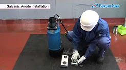 Tsurumi Submersible Pump Parts List | Sewer Grinder Pump Supply