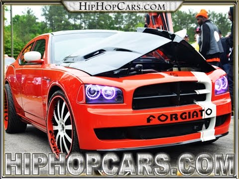 2009 Dodge Charger Orange Inferno Of Forgiatos Youtube