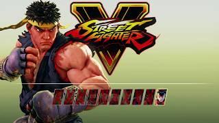 Pixel P / Pixel P plays / STREET FIGHTER V Ryu story