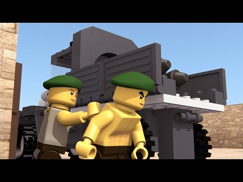 LEGO PRISONERS OF WAR