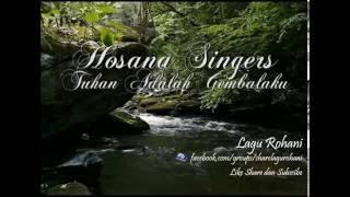 Video Tuhan Adalah Gembalaku - Hosana Singers download MP3, 3GP, MP4, WEBM, AVI, FLV Oktober 2018