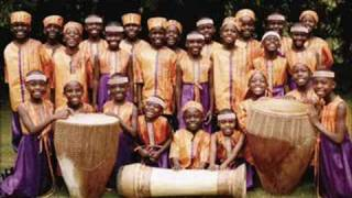 African Childrens Choir-  Uhuru ( Freedom)