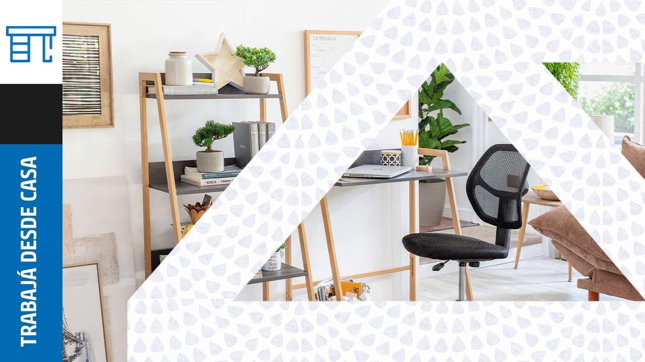 ¡Renová la manera de trabajar desde casa! - Sodimac Homecenter Argentina