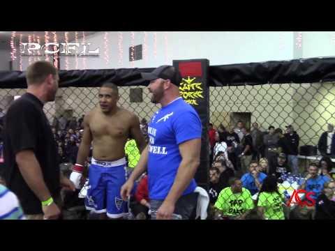 Prison City Fight league  Jamal Buckner vs Jeffery Dolson 155