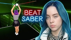 Billie Eilish - all the good girls go to hell - BEAT SABER