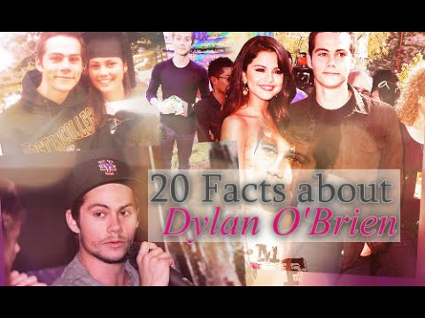 Dylan o brien 20 facts about him youtube