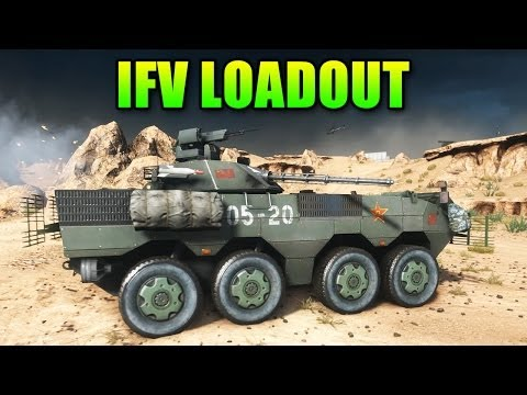 Battlefield 4 - IFV Guide: The Versatile Loadout