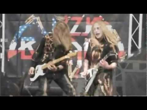 Lizzy Borden - there will be blood tonight clip.mpg