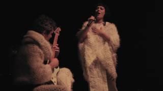 Lívia Nestrovski e Fred Ferreira - Estrada do Sol/ Modinha at Théâtre du Temps (Paris)
