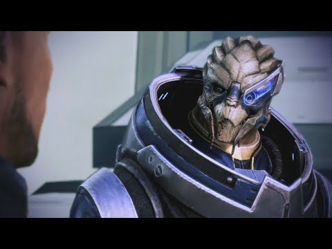 Mass Effect Trilogy: Funny Moments(Part 2)