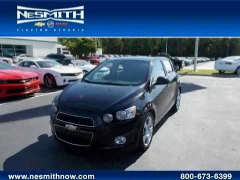 Nesmith Chevrolet Claxton Ga >> Used Chevrolet Sonic West Claxton Ga 2012 Located In At