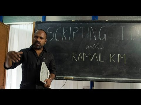 SCRIPTING I.D. WITH KAMAL KM