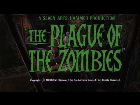 THE PLAQUE OF THE ZOMBIES (1966) FULL HD TRAILER