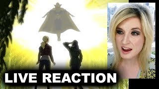 Young Justice Outsiders Trailer REACTION