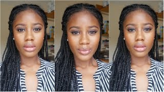 Luminous/Glowing Skin: Makeup Tutorial