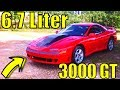 Mitsubishi 3000GT VR4 - V8 414ci Windsor Stroker Swap - 8.8 4.10 locker Rear Wheel Drive