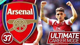 FIFA 19 ARSENAL CAREER MODE #37 | 5-2-1-2 IS A CHEAT CODE?! (ULTIMATE DIFFICULTY)