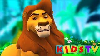 Sher Nirala | शेर निराला | Hindi Nursery Rhymes For Kids