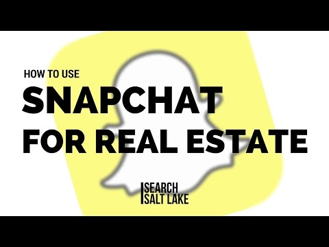 How To Use Snapchat for Real Estate and Get More Followers
