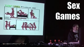Extreme eSports: Sex Gaṁes Finals - Zooparty 2019 / Demoscene
