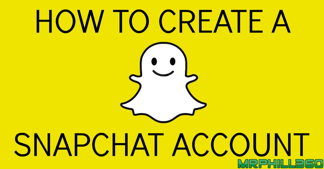 How To Create A Snapchat Account  Updated  Hd