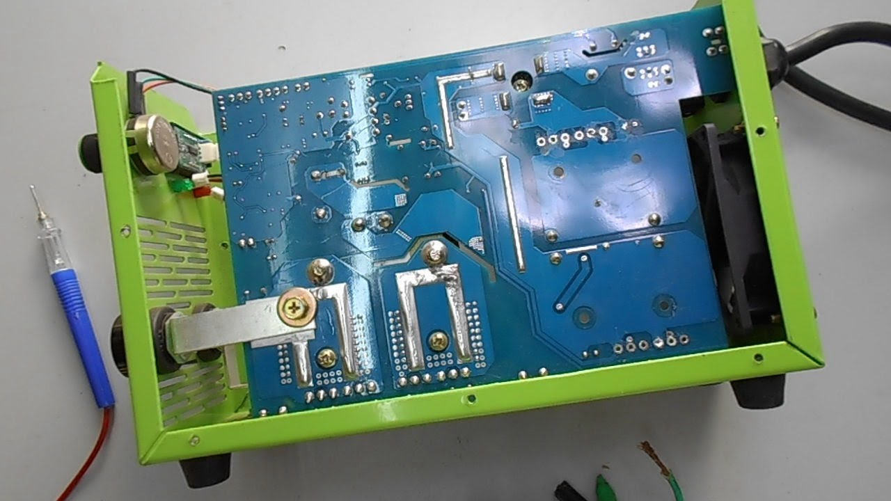 How To Repair Welding Machine It Works Smallest Diagram