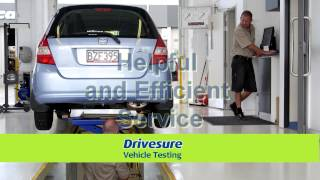 Drivesure Vehicle Testing - Cascades Road