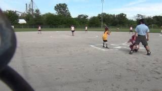 McKenna Wilson - 10U Spring Softball 2014