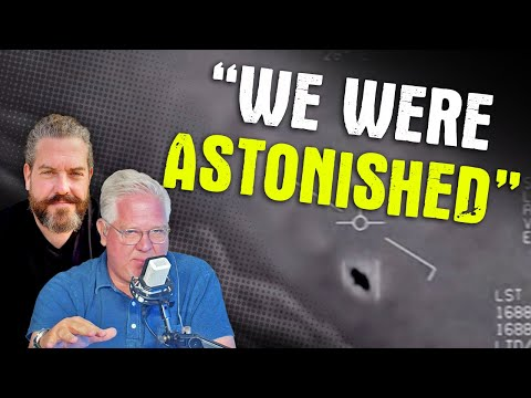 Retired Navy chief who WITNESSED A UFO shares his story