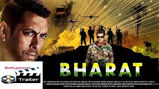 Bharat Movie Trailer | Salman Khan | Upcoming Bollywood Movie | Eid 2019 | Bollywood Trailer