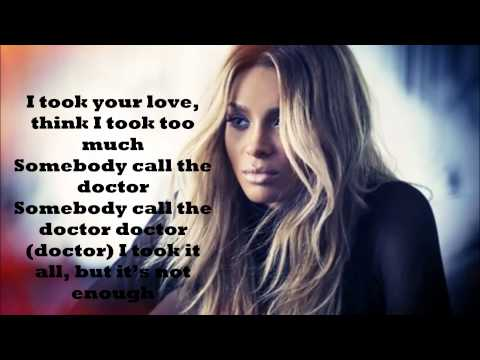 Overdose Ciara lyrics