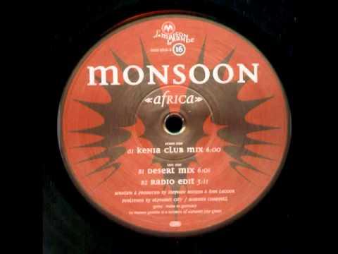 Monsoon - Africa - Desert Mix