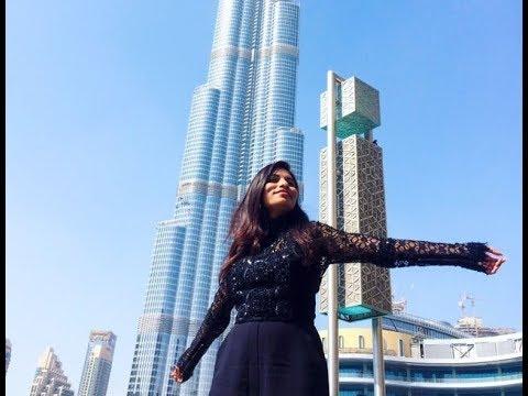 A trip to Dubai 😊❤️