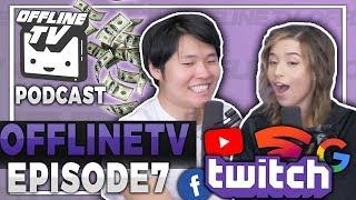 GTA RP, Sekiro & Stadia -  OfflineTV Podcast #7 ft. Toast, Pokimane, Albert, Yvonne
