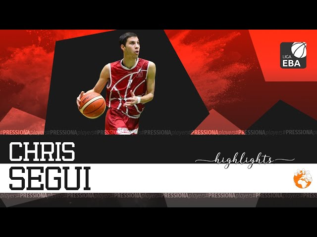 Chris Seguí Mid Season Highlight 2019-20 EBA