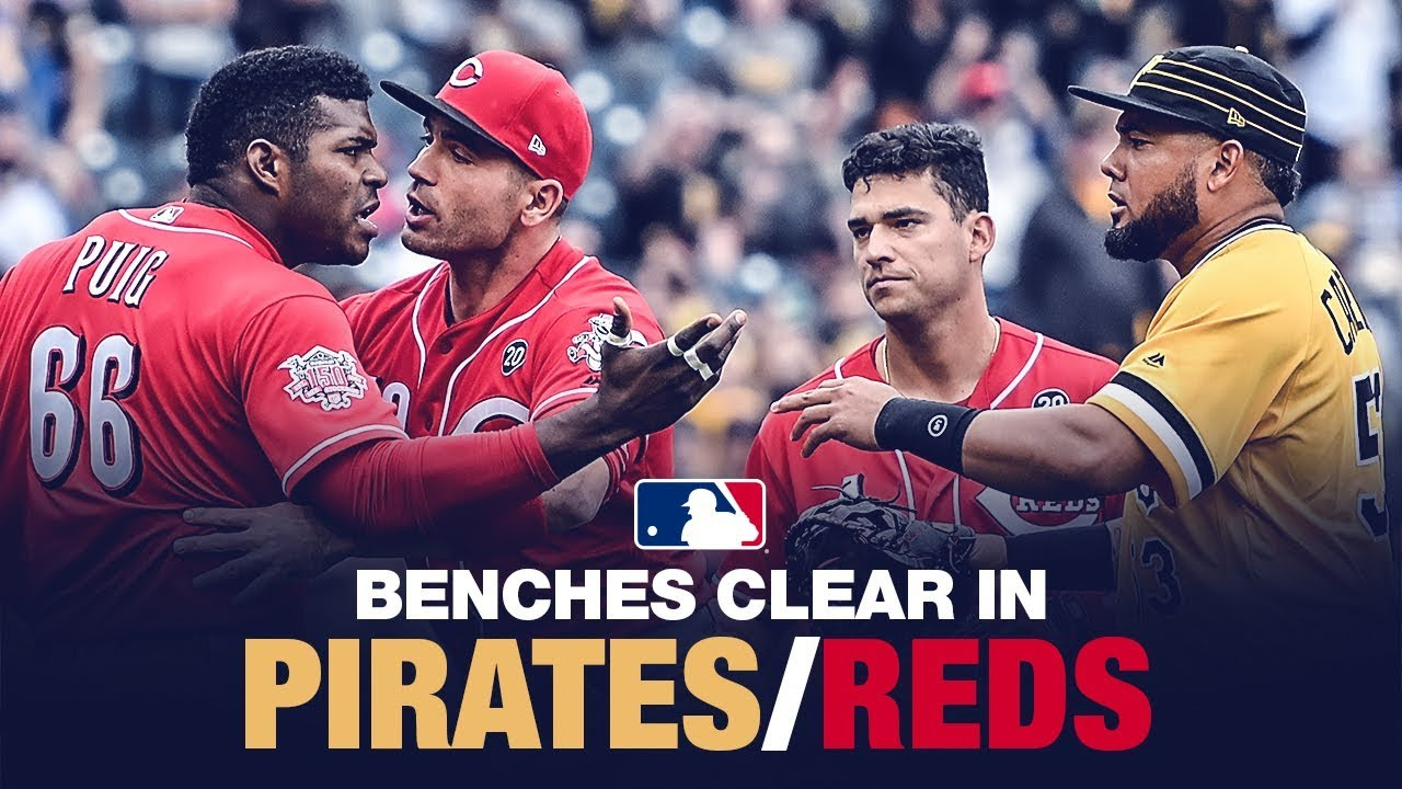 Download Benches clear in Pittsburgh