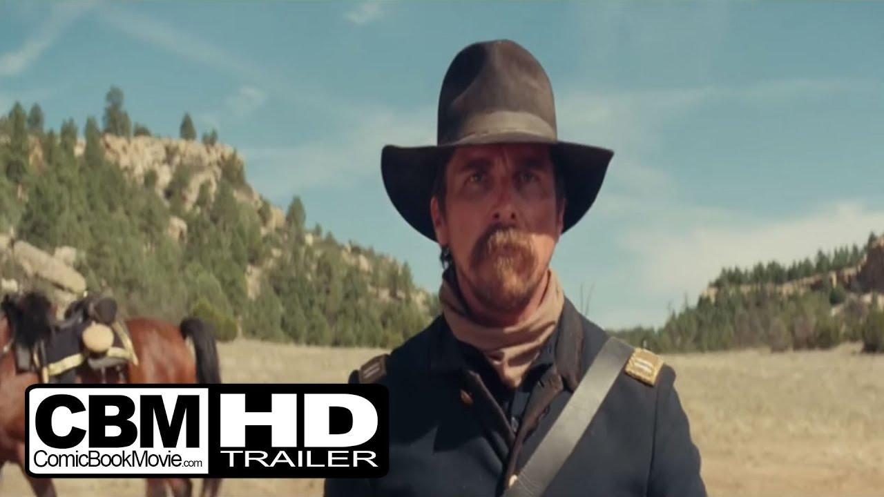 Download Hostiles - Official Trailer 2 - 2017 Christian Bale, Western Movie HD