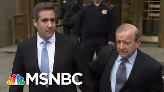 Maddow: Beware Of Media Spin As President Donald Trump Scandals Intensify | Rachel Maddow | MSNBC