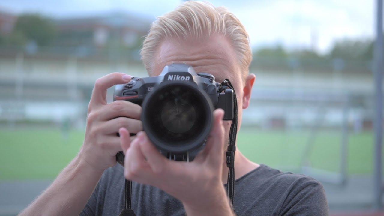 Nikon D6 DSLR camera and Nikkor AF-S 120-300mm f/2 8E FL ED