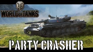 World of Tanks - Party Crasher