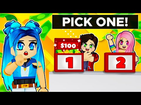 DEAL or NO DEAL in Roblox!
