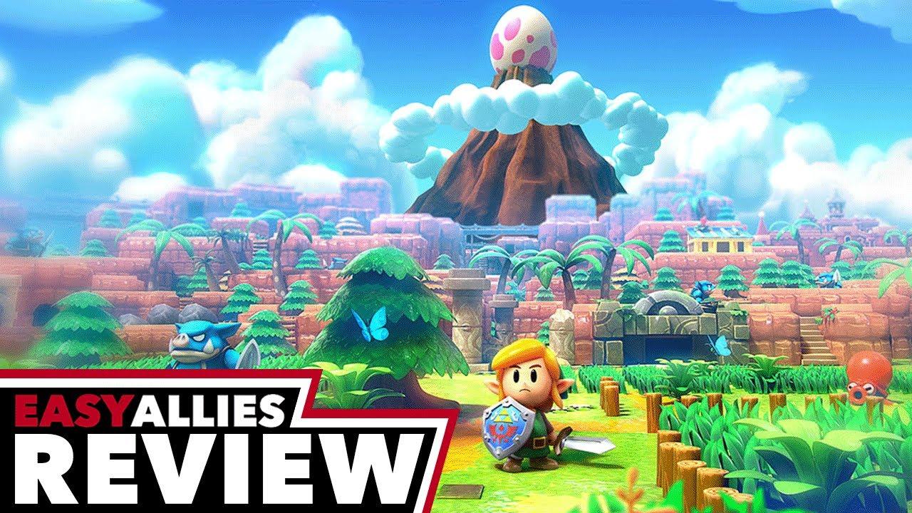 The Legend of Zelda: Link's Awakening (2019) - Easy Allies Review thumbnail